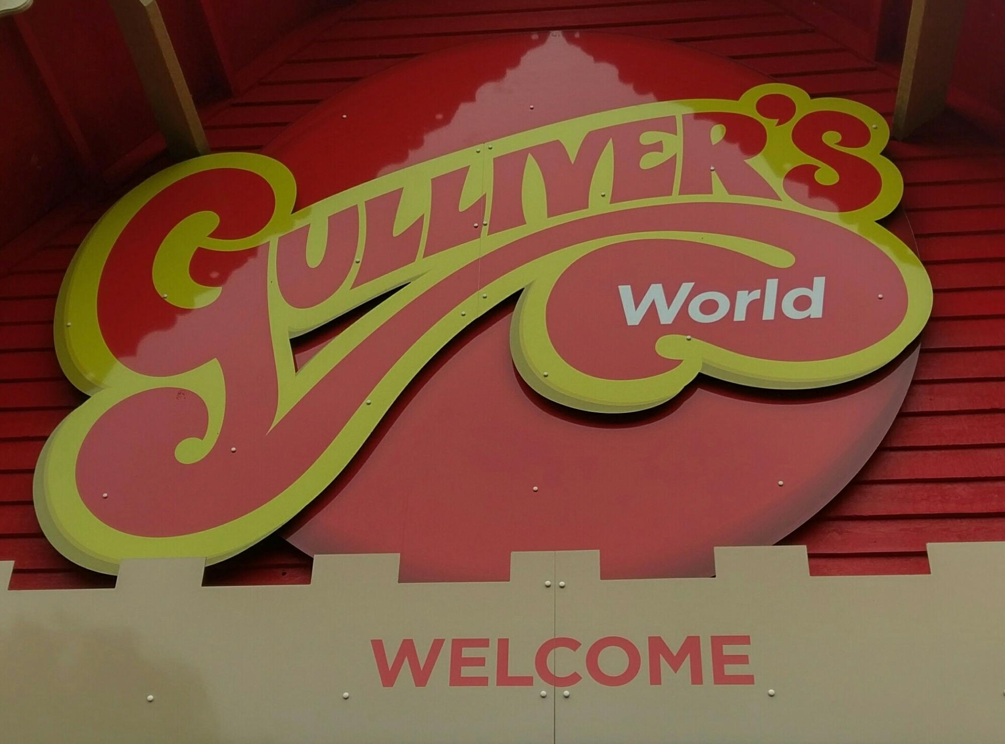 Gulliver's World,Warrington