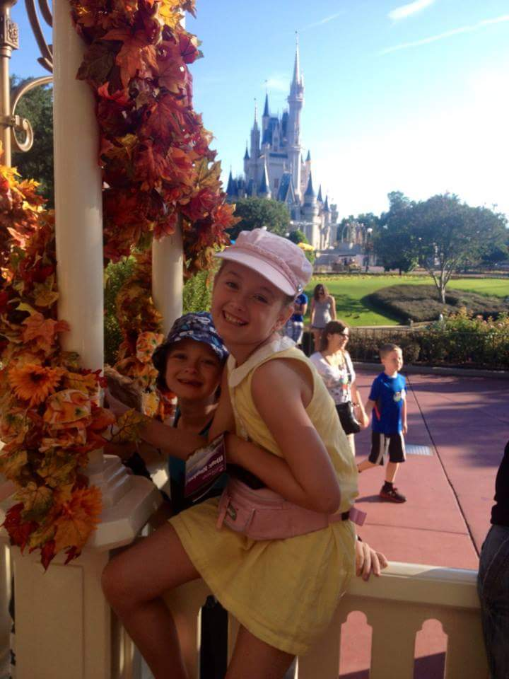 Top tips for surviving Disney's Magic Kingdom with an autistic child