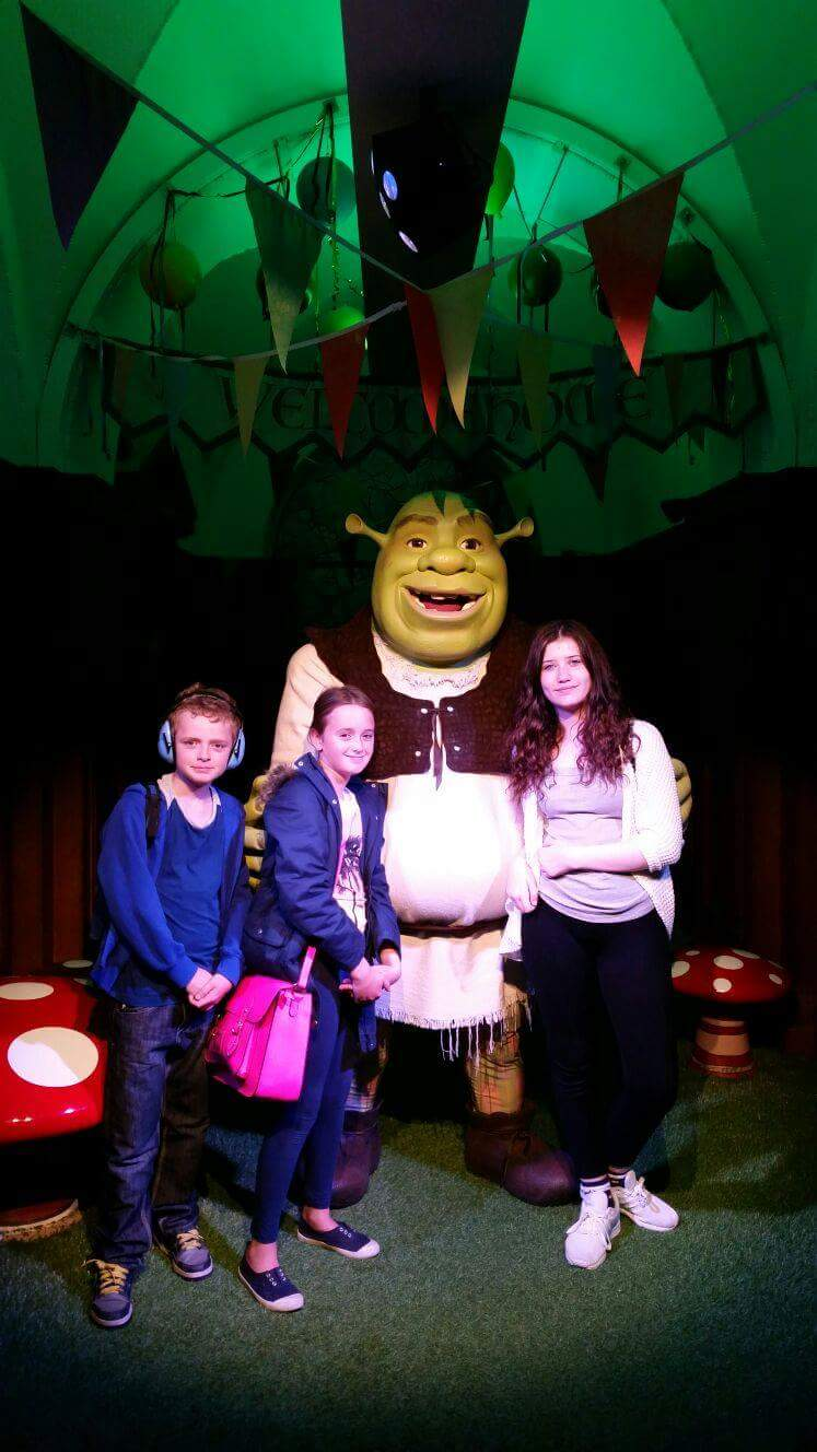 Shrek's Adventure, London