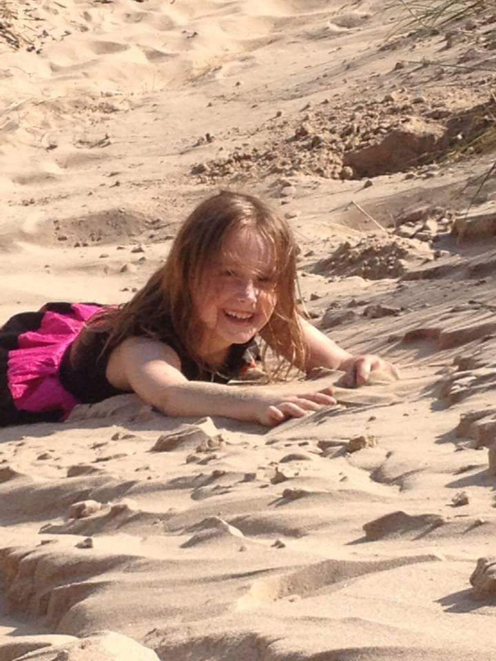 Sand Dunes at Southport Beach