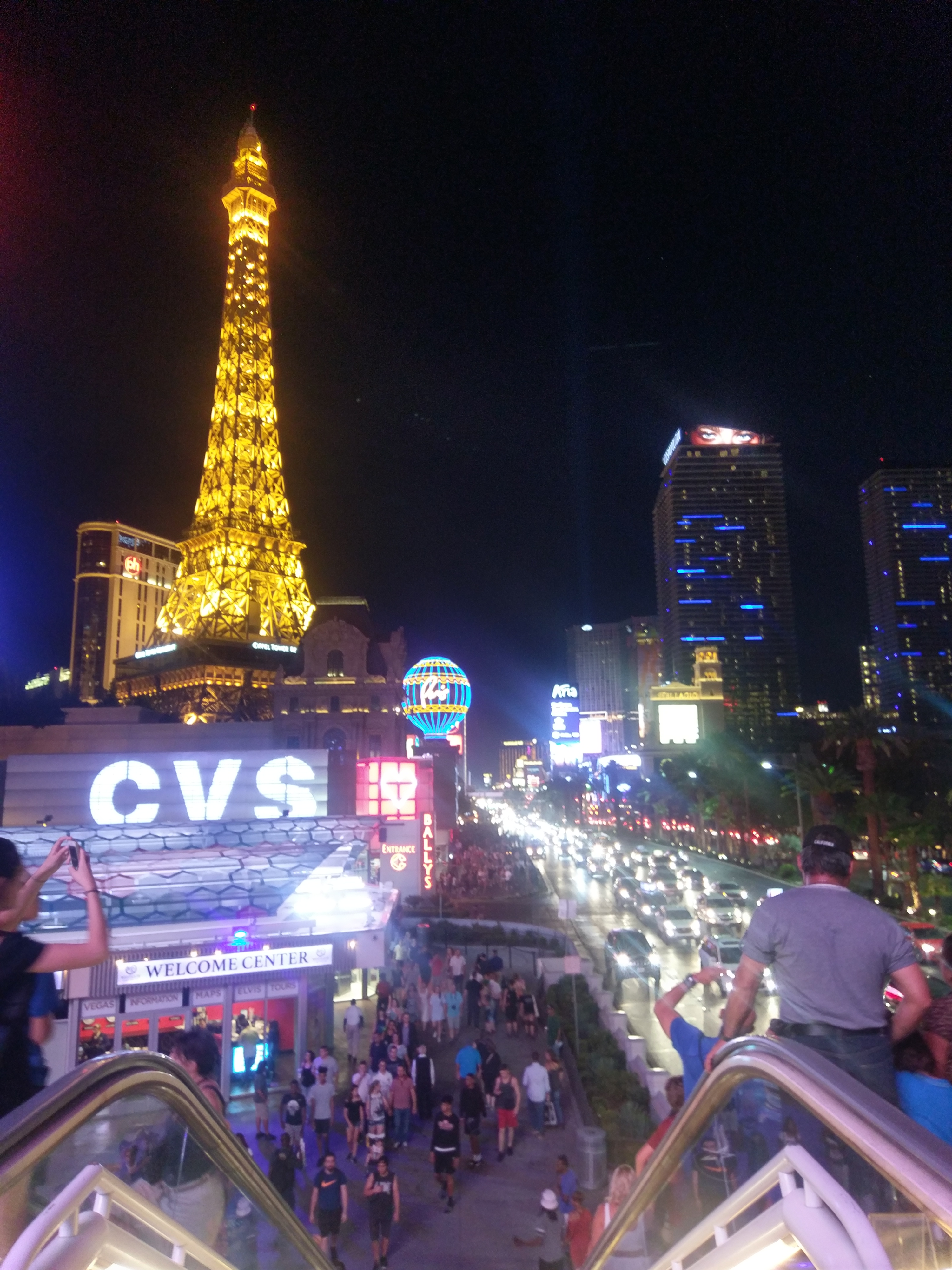 The other side to Las Vegas, Nevada