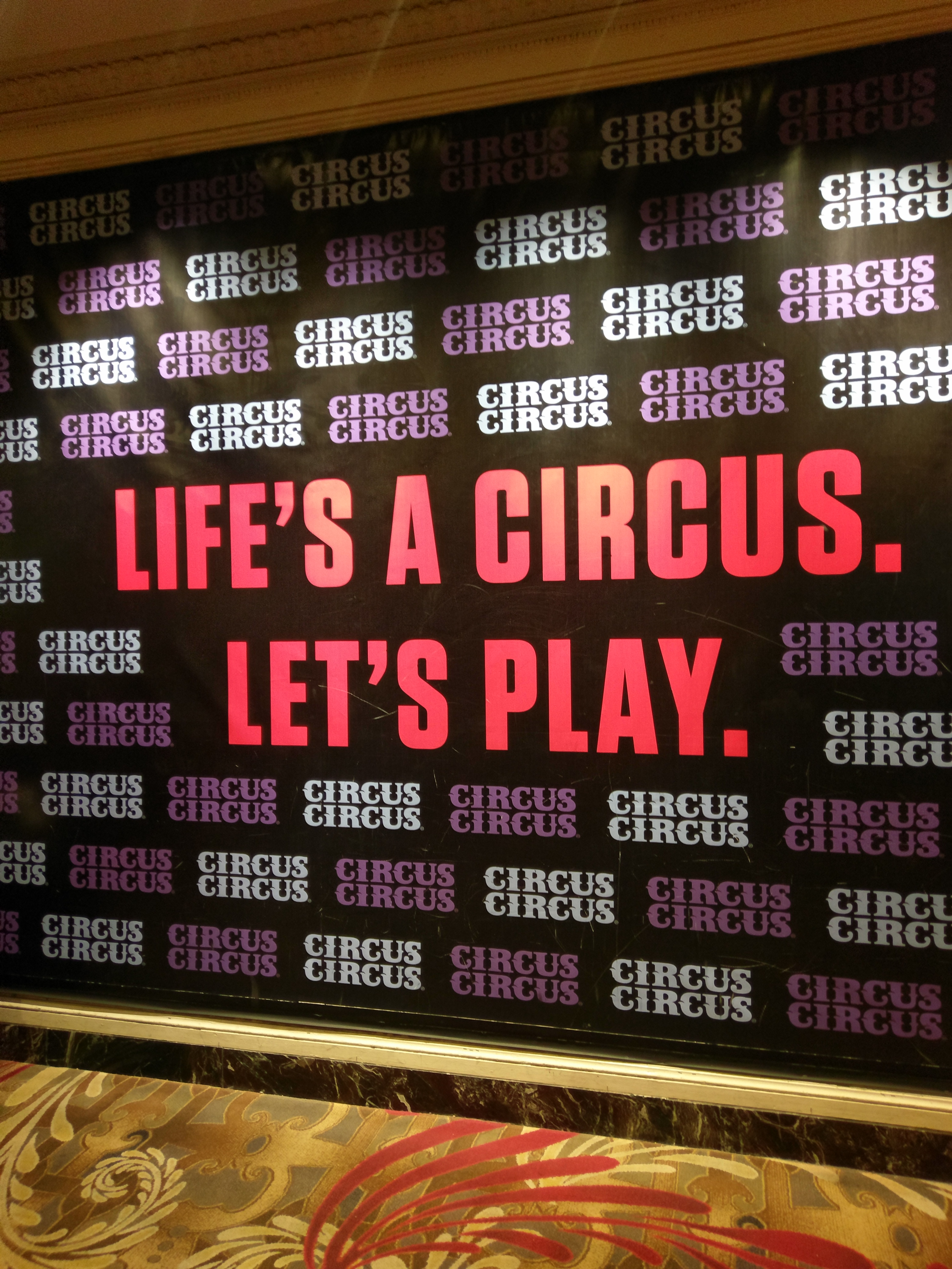 The Adventuredome at Circus Circus, Las Vegas