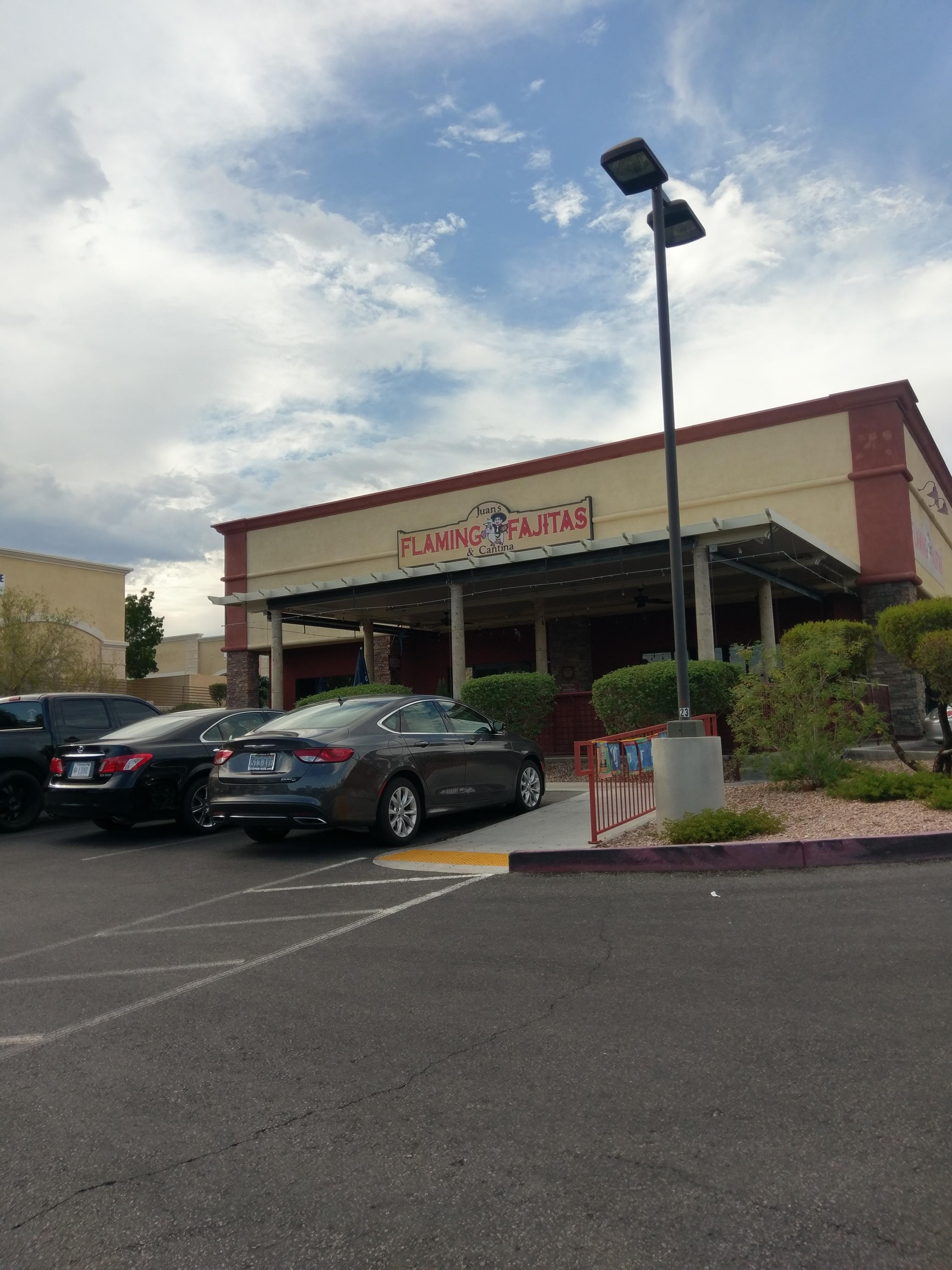 Juan's Flaming Fajitas & Cantina, Las Vegas, Nevada