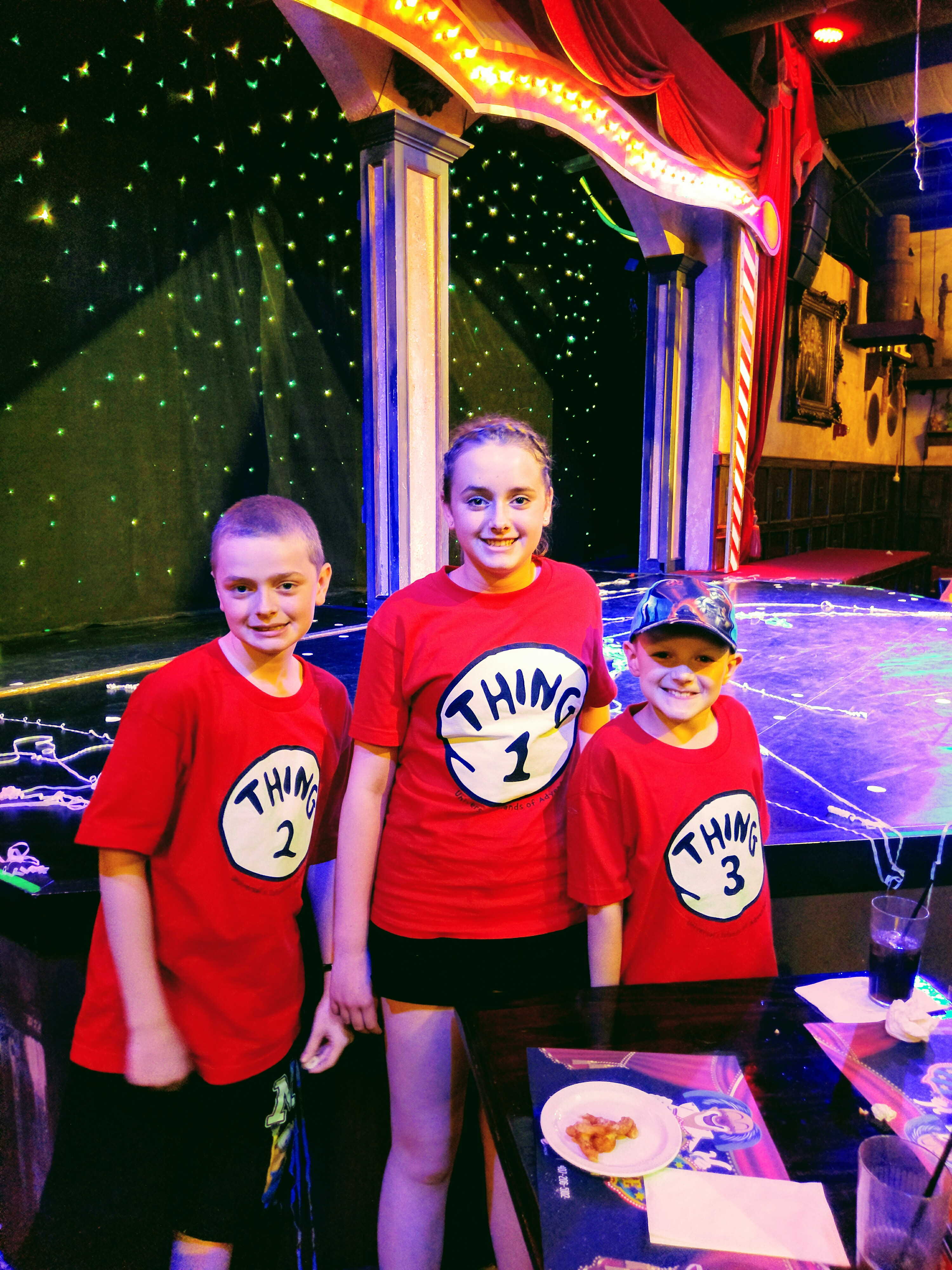 The Cirque Magique, Orlando