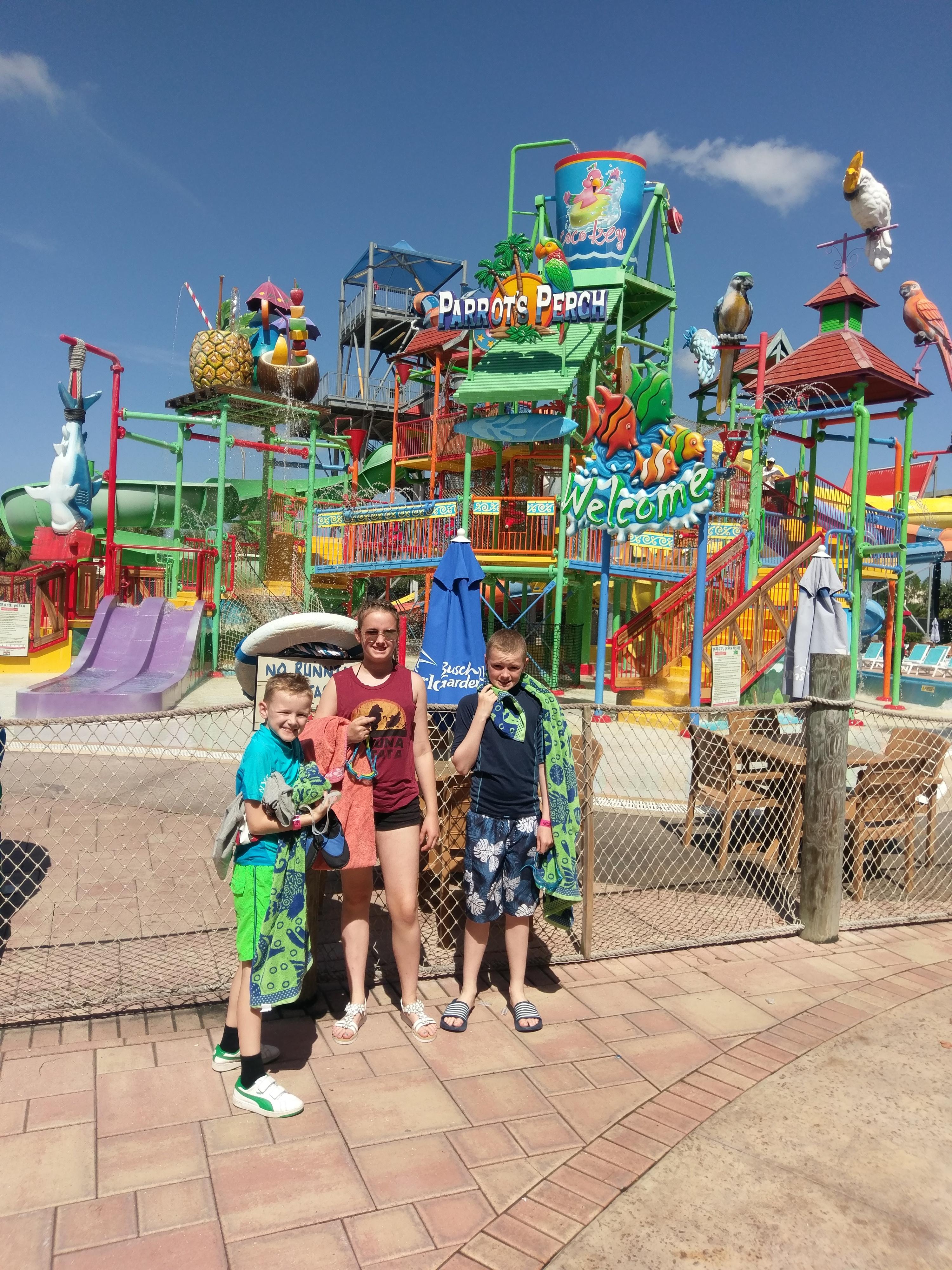 CoCo Key Water Park, Orlando