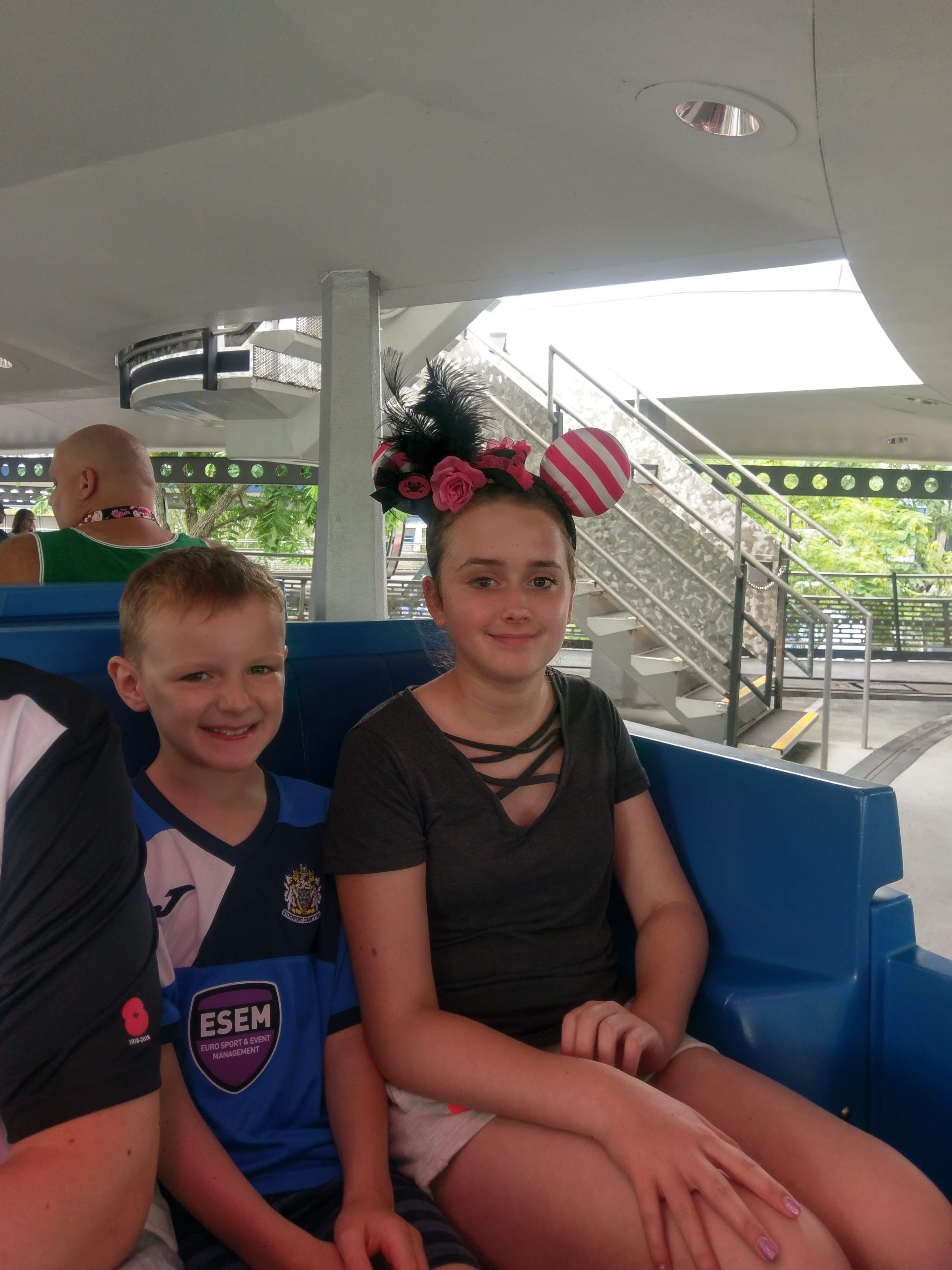 The Tomorrowland Transit Authority People Mover