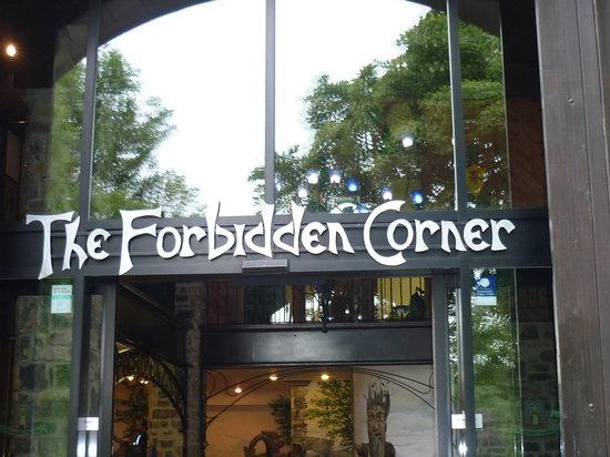 The Forbidden Corner, Yorkshire.