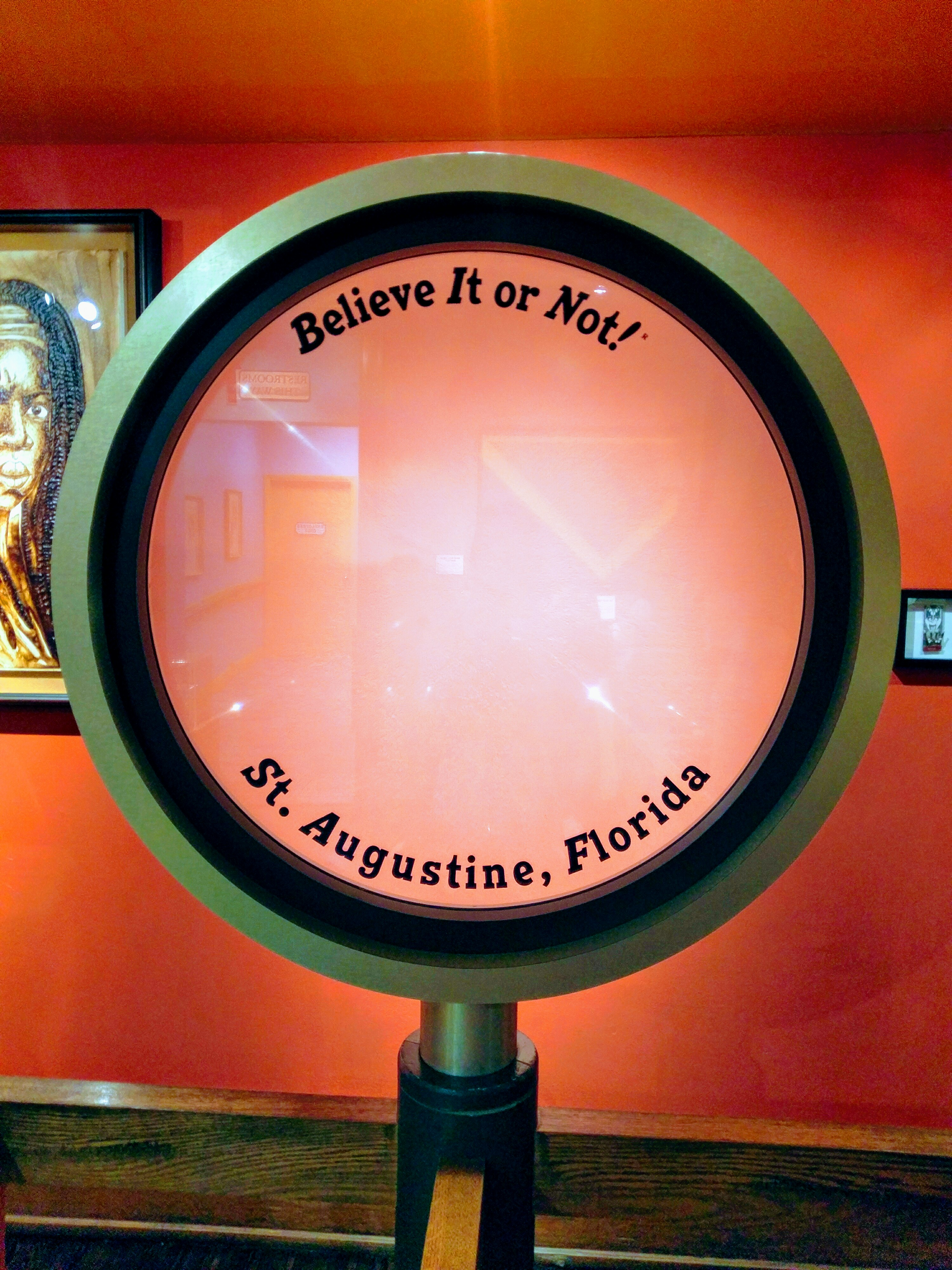 Ripley's Believe It Or Not Odditorium, St Augustine, Florida