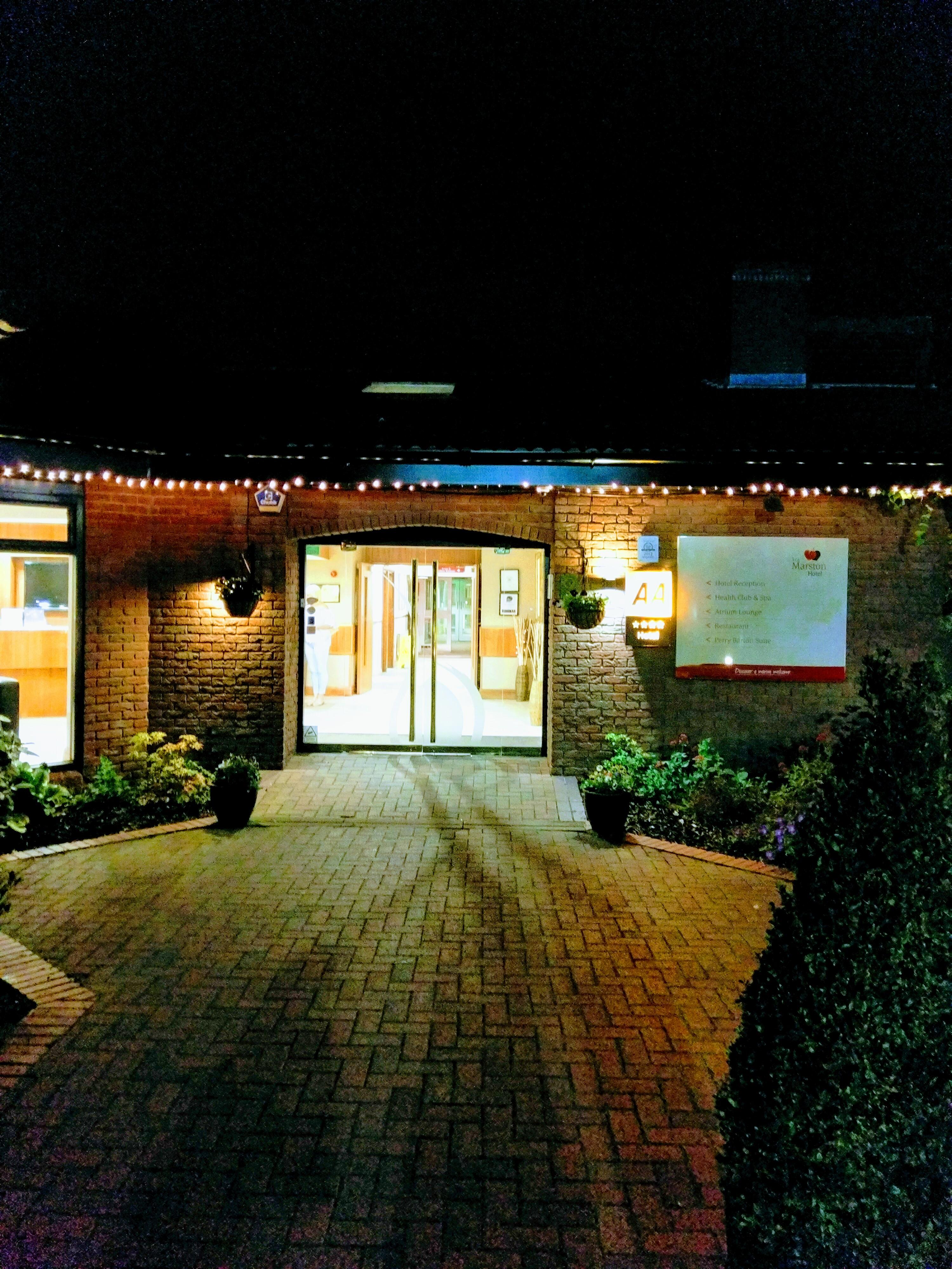The Lea Marston Hotel, Sutton Coldfield, UK