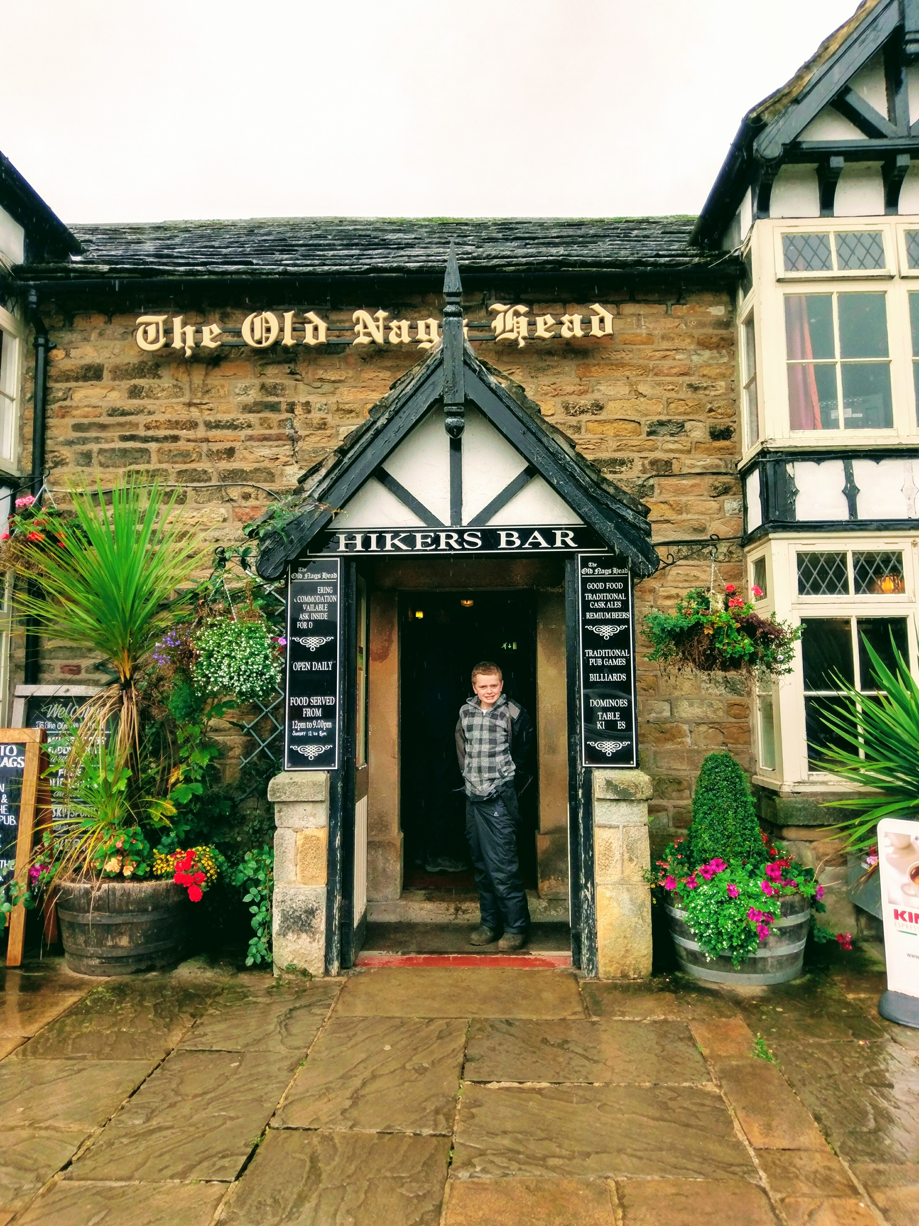 The Old Nags Head, Edale, UK