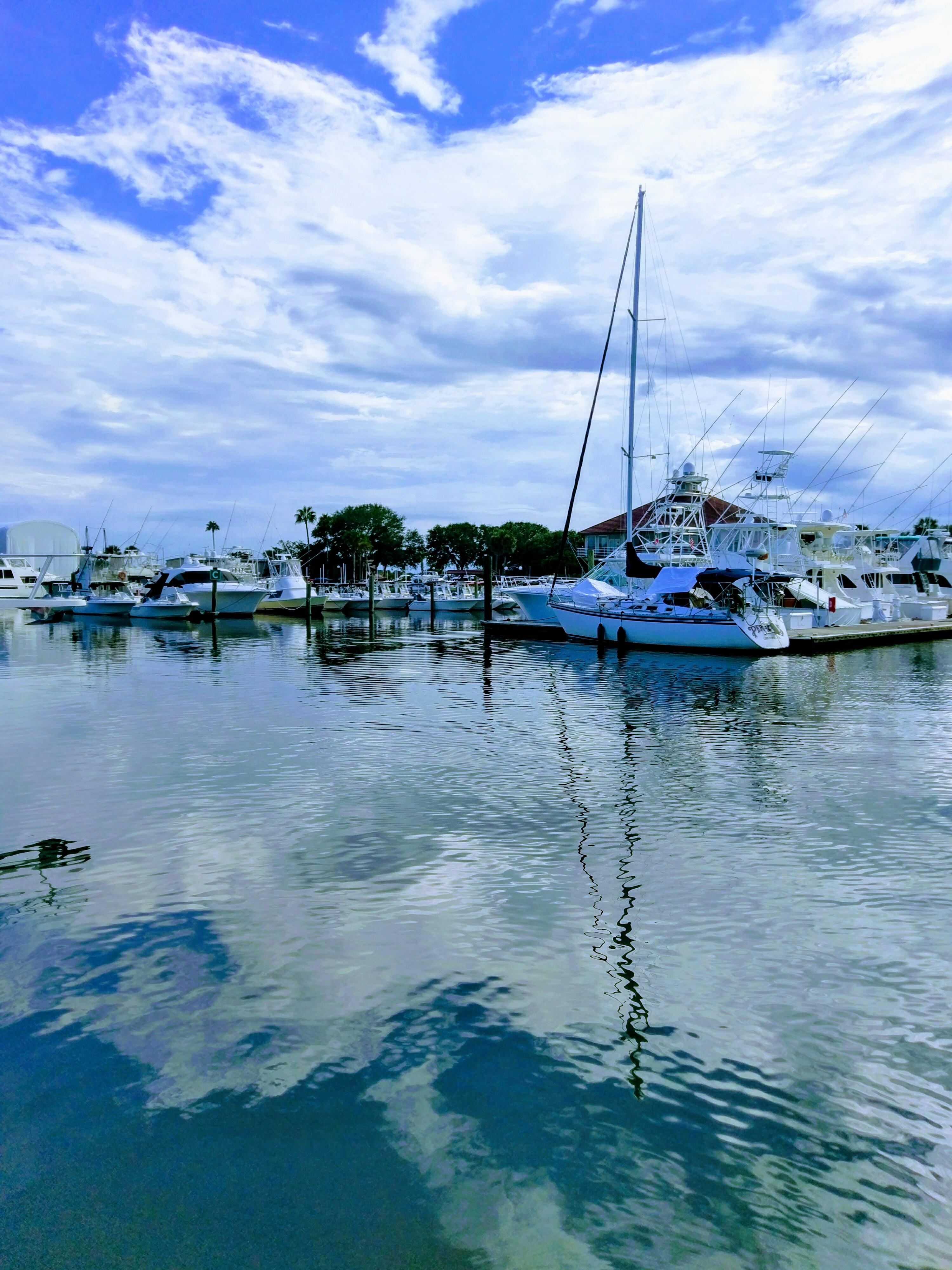 Florida Water Tours, St. Augustine, Florida