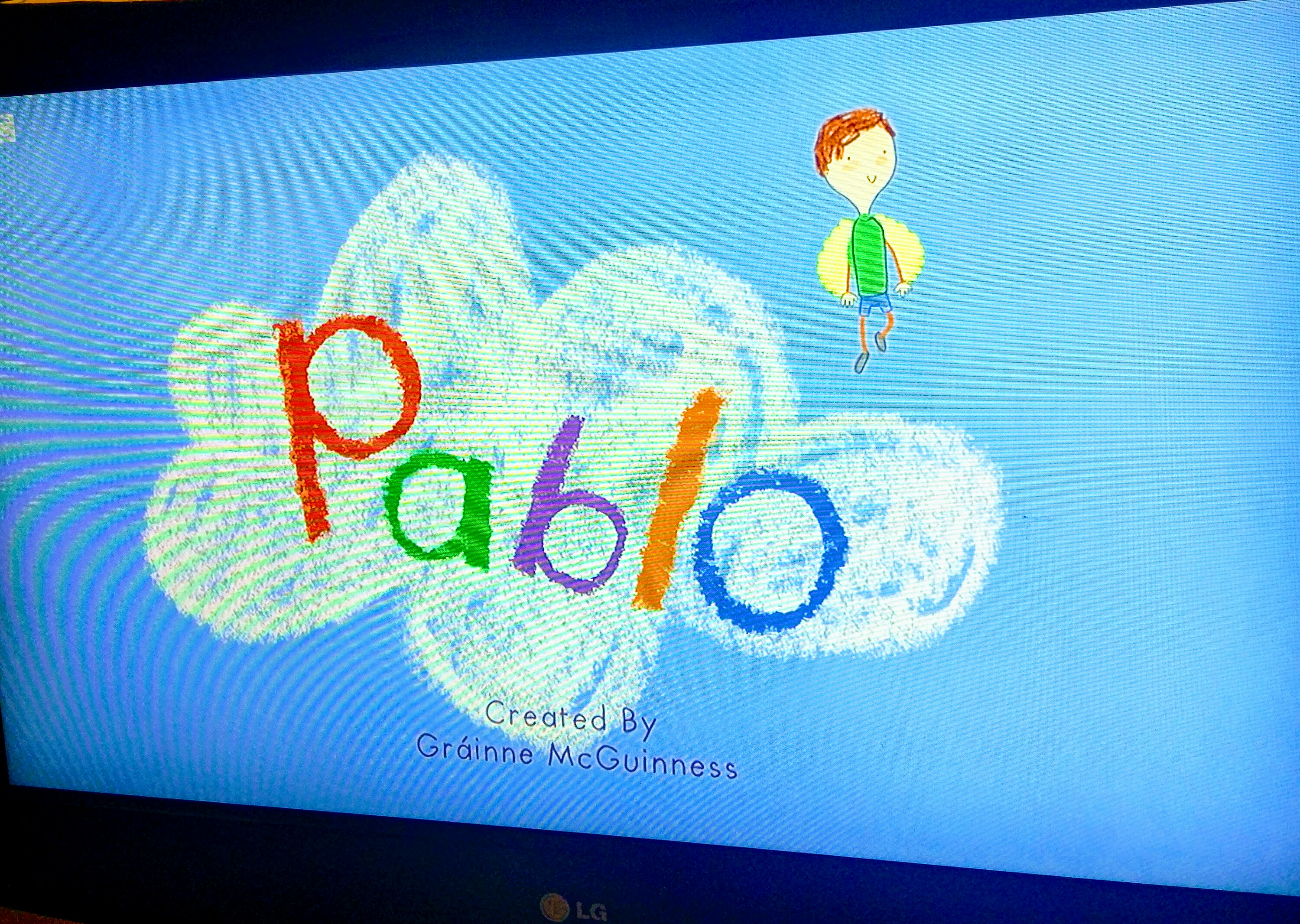 A look at CBeebies new show, Pablo