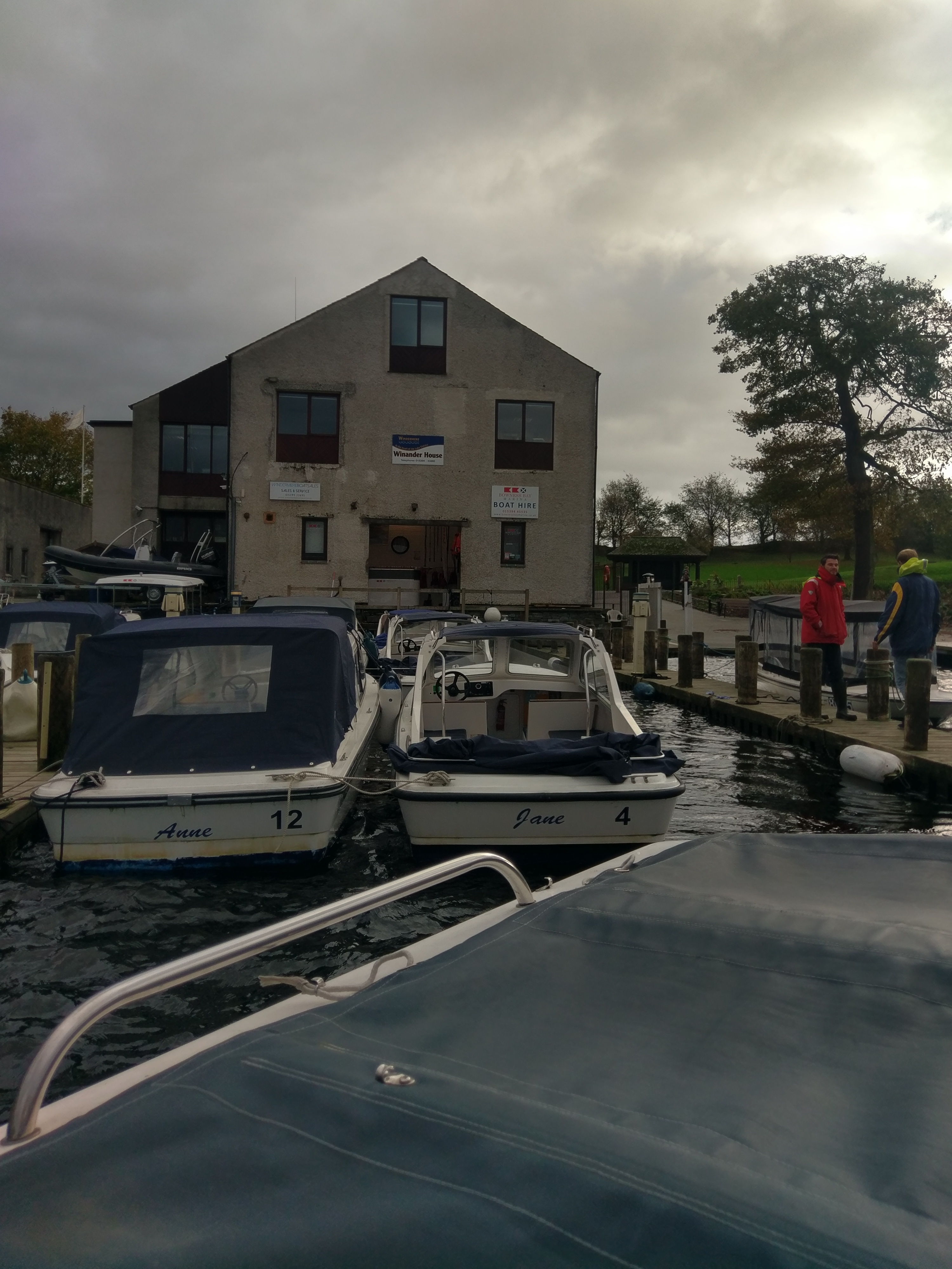 Bowness Bay Marina Boat Hire, Lake Windermere