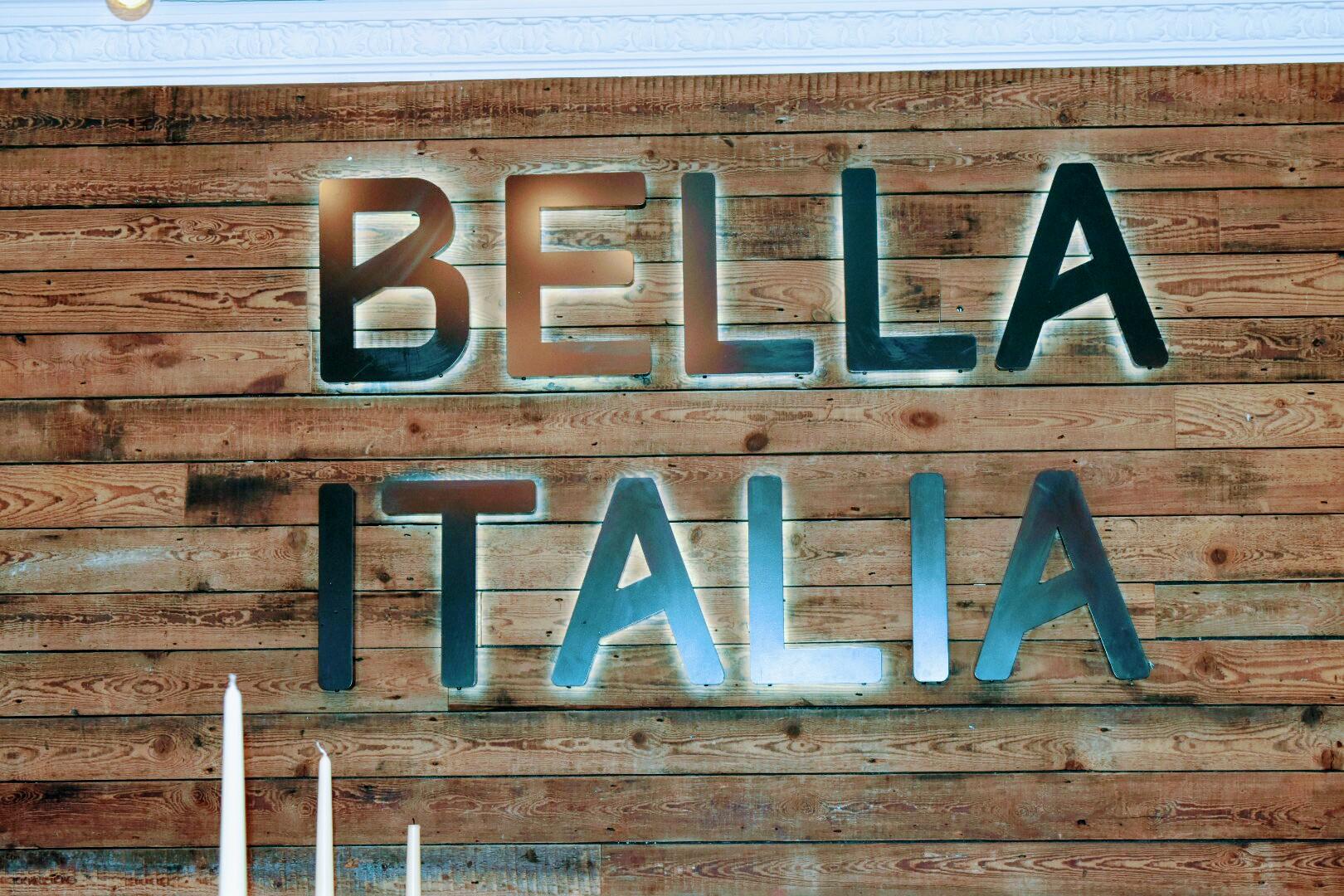 Bella Italia, Church Street, Blackpool