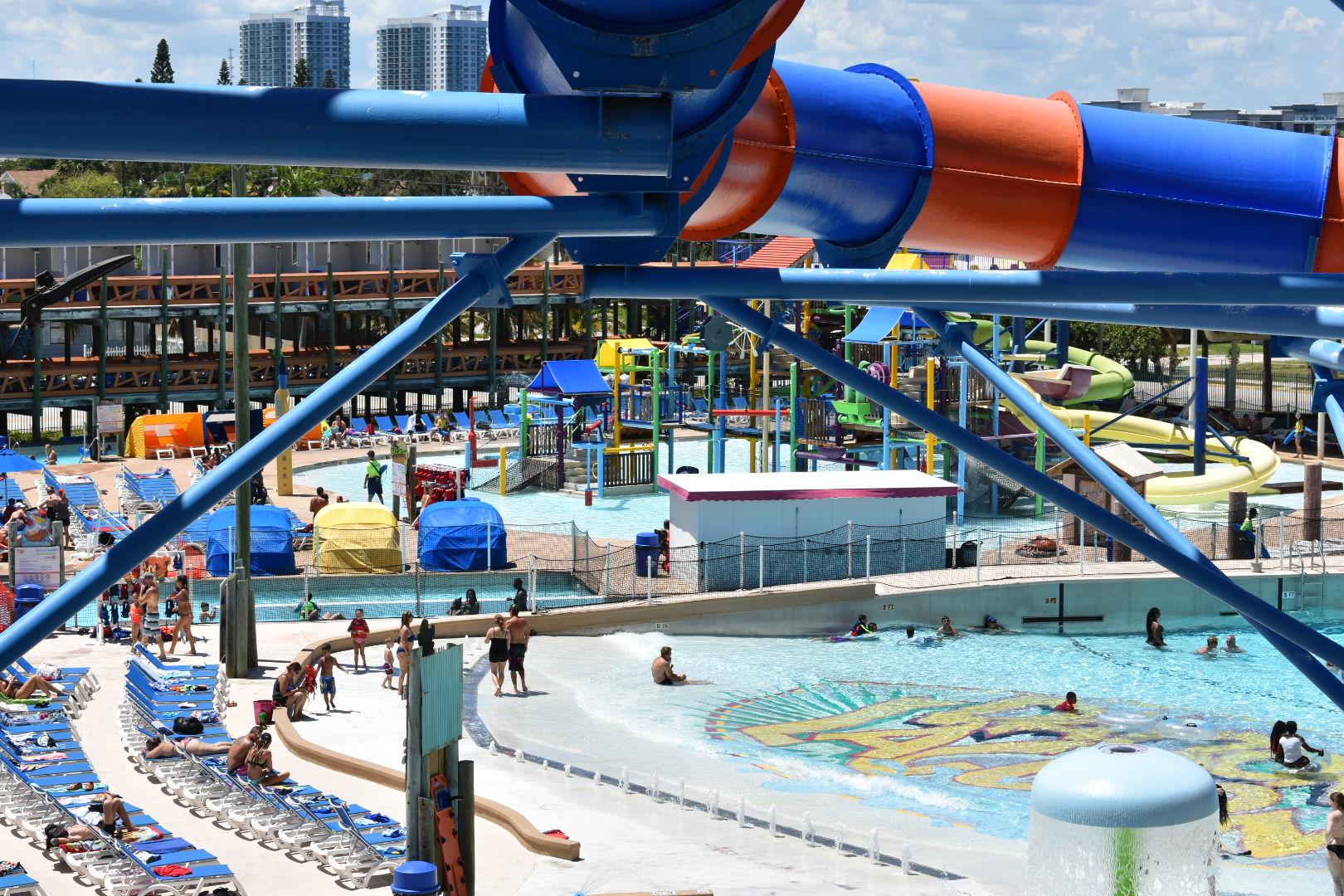 Daytona Lagoon, Daytona, Florida
