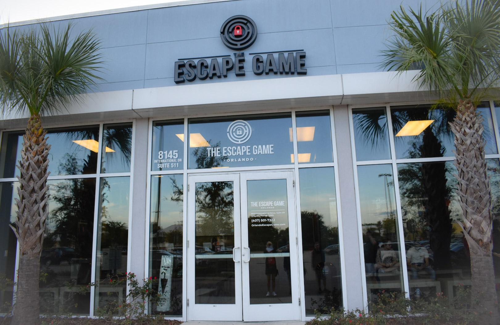 The Escape Game Orlando - Prison Break
