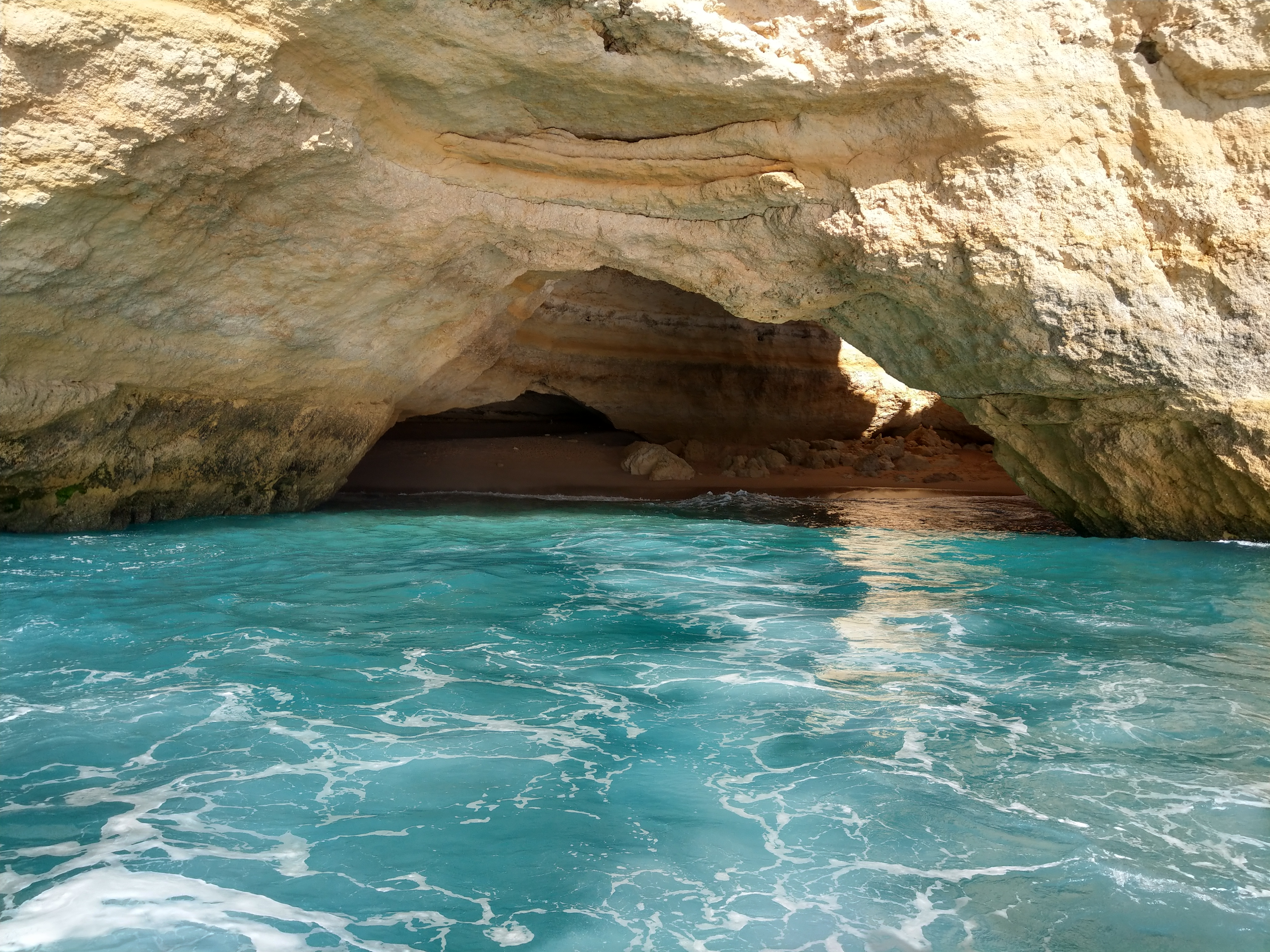 Dolphin and Caves trip with Dream Wave, Albufeira, Portugal